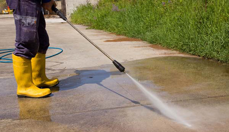 pressure washing pompano beach fl