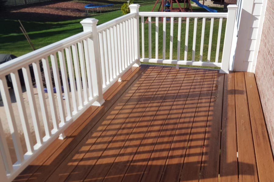 composite decking manassas