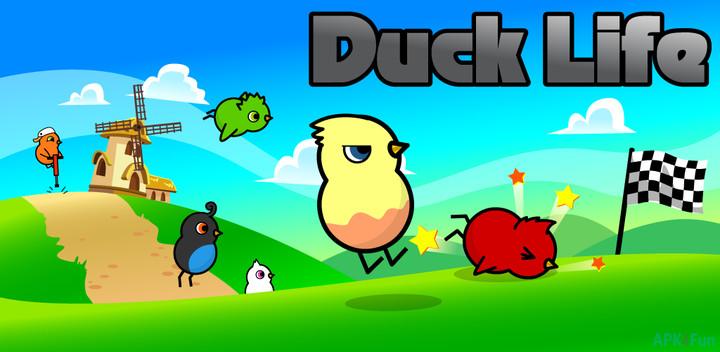Play Duck Life 5 Treasure Hunt