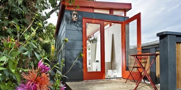 luxury sheds