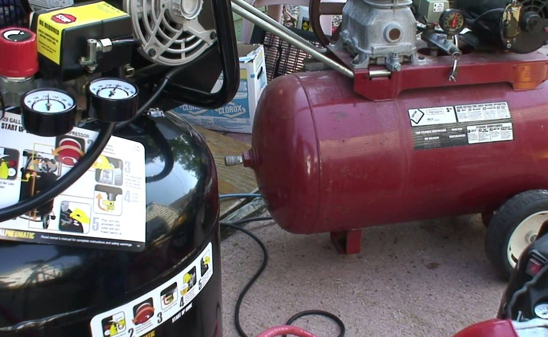 compressor CFM calculation online